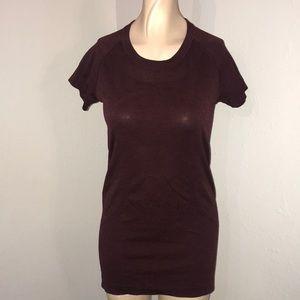 Lululemon Swiftly Tech short sleeve shirt 6 flaw